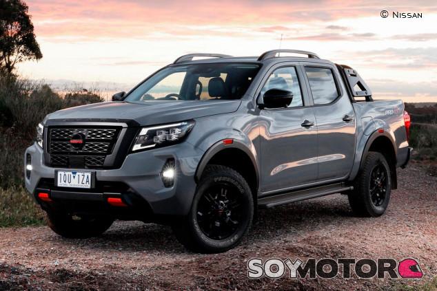 Nissan Navara 2021 - SoyMotor.com