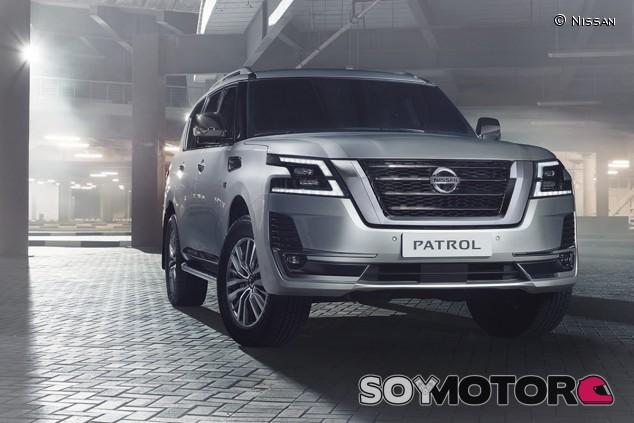 Nissan Patrol 2020: más sofisticado que nunca - SoyMotor.com
