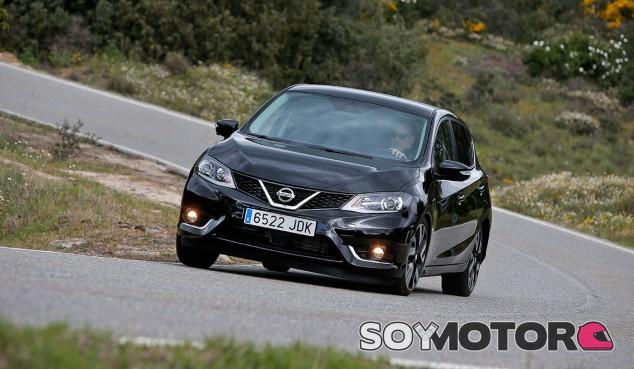 Nissan Pulsar gama 2016, con motores Euro6 - SoyMotor.com