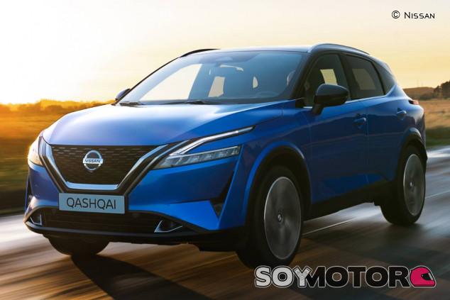Nissan Qashqai 2021 - SoyMotor.com