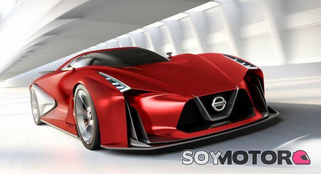 Nissan Z Concept: El último paso antes del nuevo 370Z - SoyMotor.com