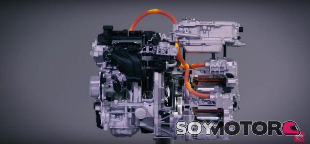 Sistema Nissan e-Power de autonomía extendida - SoyMotor.com