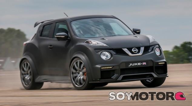 El Nissan Juke-R 2.0 es más radical - SoyMotor