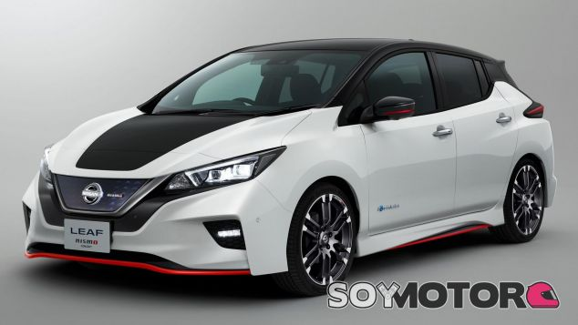 Nissan Leaf Nismo - SoyMotor.com
