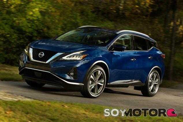 Nissan Murano 2019 - SoyMotor.com