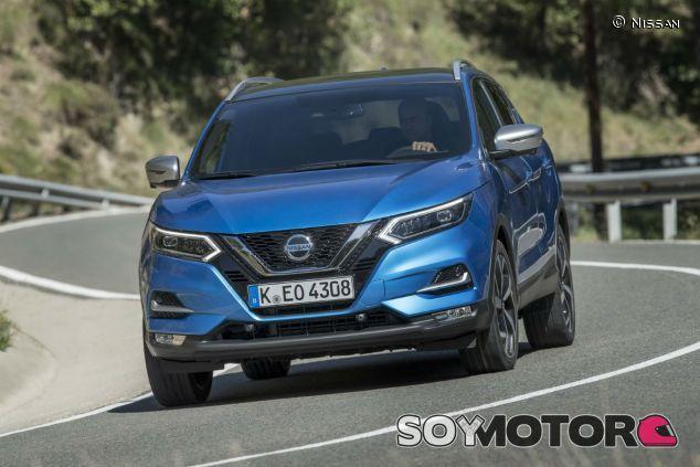 Nissan Qashqai - SoyMotor.com