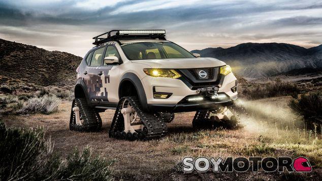 Nissan Rogue Trail Warrior Project - SoyMotor.com