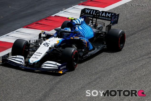 Nissany regresa a Williams para disputar los Libres 1 en Barcelona - SoyMotor.com
