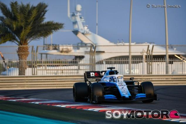 Williams no descarta a Nissany como titular para 2021 - SoyMotor.com