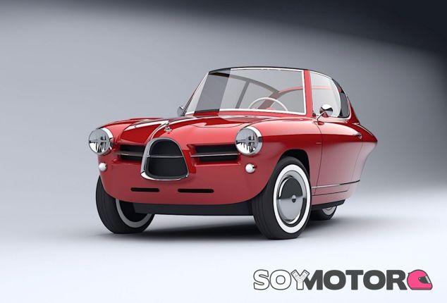 Nobe 100: eléctrico, con tres ruedas y su destino depende del crowdfunding - SoyMotor.com