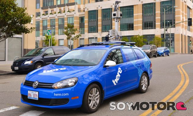 Nokia Here es una alternativa a Google Maps - SoyMotor