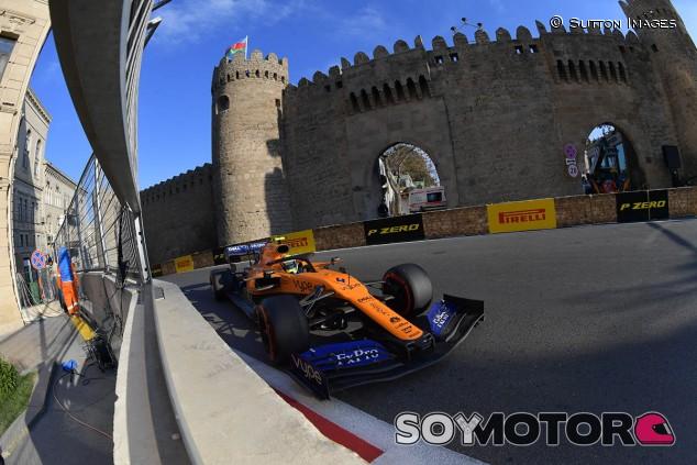 Bakú se ofrece a la F1 para probar la clasificación al 'sprint' en el futuro - SoyMotor.com