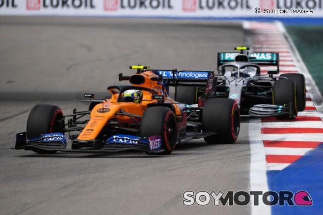 Mercedes no busca más peso político con el acuerdo con McLaren - SoyMotor.com