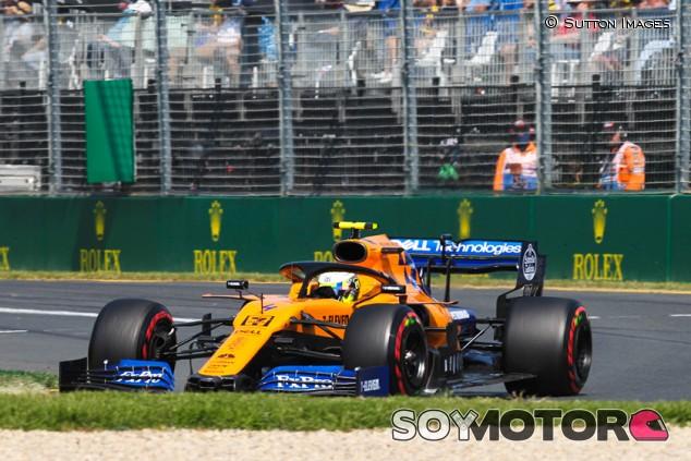 McLaren en el GP de Australia F1 2019: Sábado - SoyMotor.com
