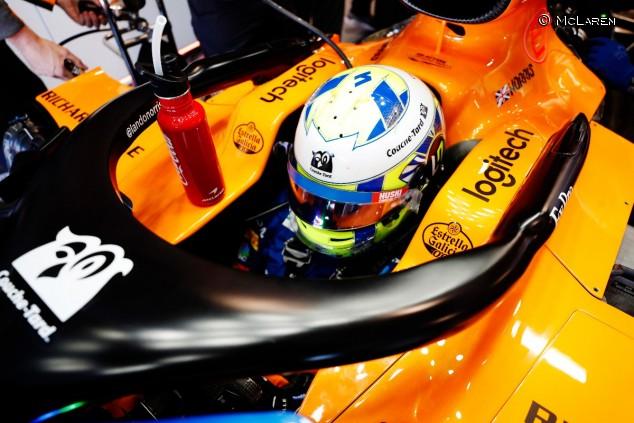Lando Norris en el GP de Canadá F1 2019 - SoyMotor