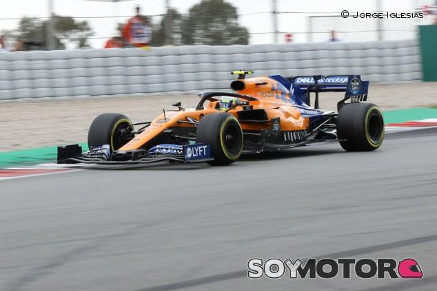 McLaren en el GP de España F1 2019: Sábado - SoyMotor.com