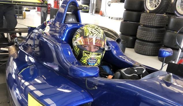 Norris prueba un F3 para preparar el inicio de 2020 - SoyMotor.com