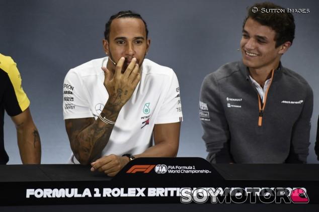 """Norris y su lucha con Hamilton en Austria: """"Ahí queremos estar"""" - SoyMotor.com"""