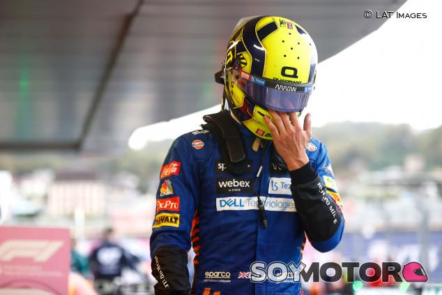 """Norris: """"No sé ni por dónde empezar, estoy infeliz y destrozado"""" - SoyMotor.com"""