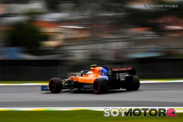 Norris descarta las victorias para McLaren en 2020 - SoyMotor.com