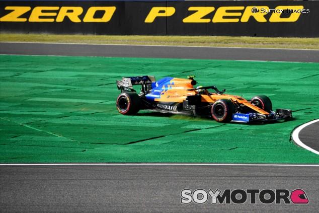 """Norris: """"Me molesta fallar en clasificación"""" - SoyMotor.com"""