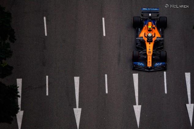 Dejar de prometer ha ayudado a McLaren, según Norris  - SoyMotor.com