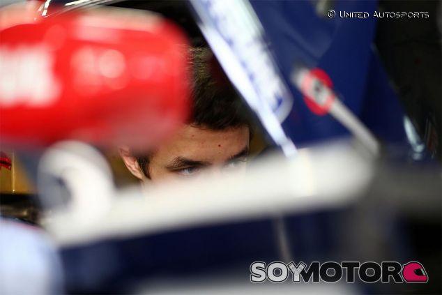 Lando Norris en el Ligier del equipo United - SoyMotor
