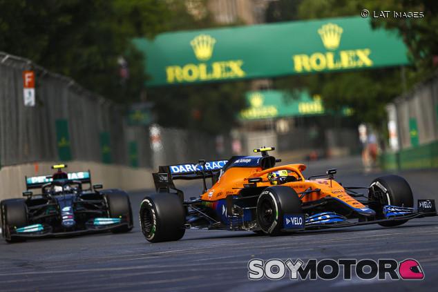 Lando Norris, el único piloto que ha puntuado en todas las carreras de 2021 - SoyMotor.com