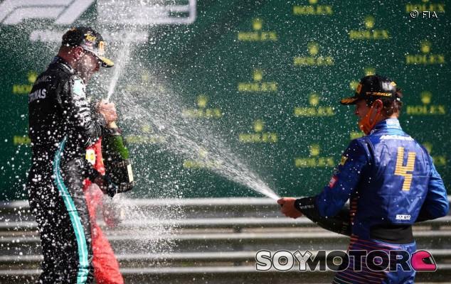 Power Rankings 2020, tras Austria: Norris manda con Sainz 10º - SoyMotor.com