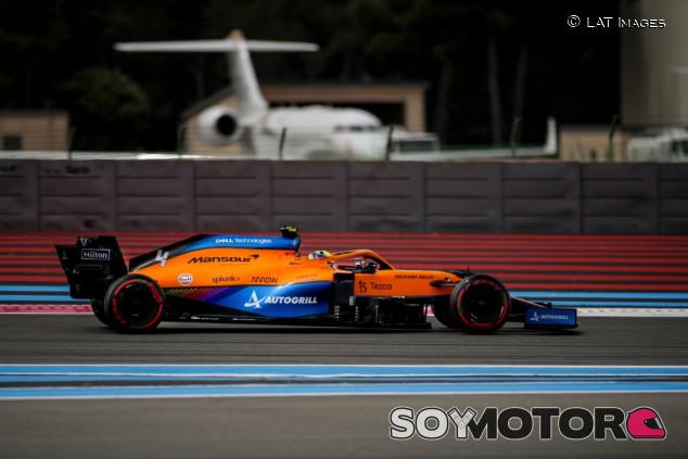 Norris se quedó sin gasolina antes del último intento de Q2 - SoyMotor.com