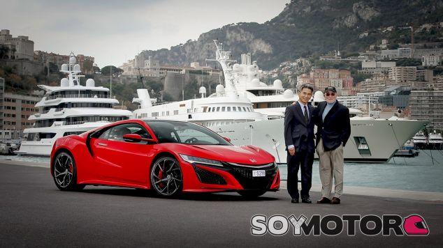 Desembarco de altura del Honda NSX en Europa -SoyMotor.com