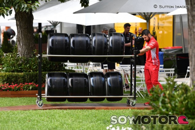 Pirelli marca 0,6 segundos de diferencia entre blando y medio –SoyMotor.com