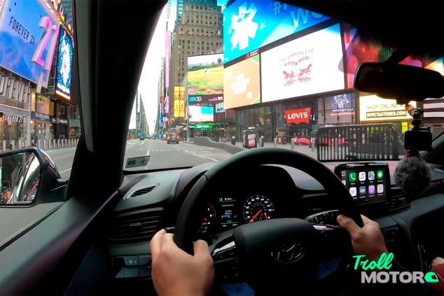 Nueva York, vacía por el coronavirus - SoyMotor.com