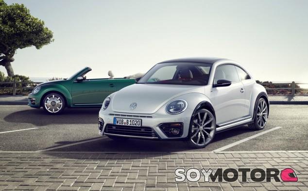 Pequeña actualización para los Volkswagen Beetle y Beetle Cabrio - SoyMotor