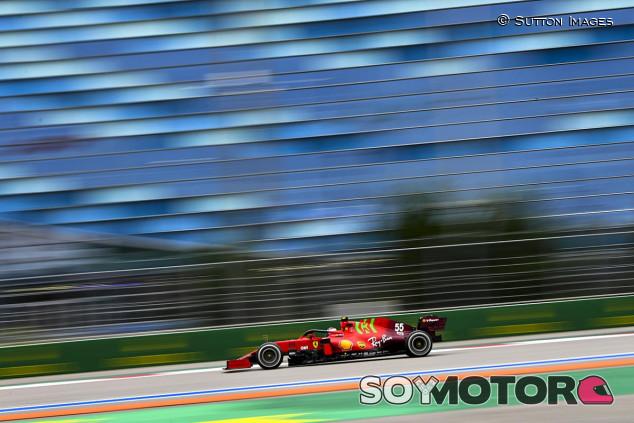 El nuevo método de Sainz que le ha llevado hasta el podio - SoyMotor.com
