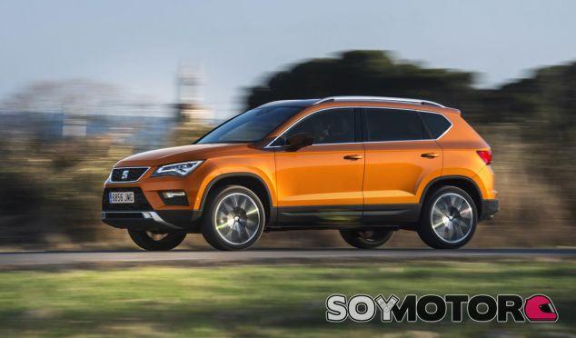 El Seat Ateca es el lanzamiento más importante de la firma de Martorell en los últimos años - SoyMotor