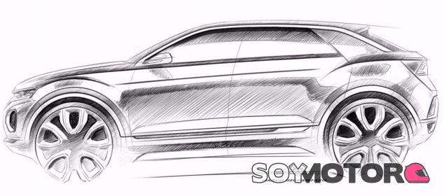 Volkswagen tendrá otro SUV basado en el Golf antes de 2020 - SoyMotor.com