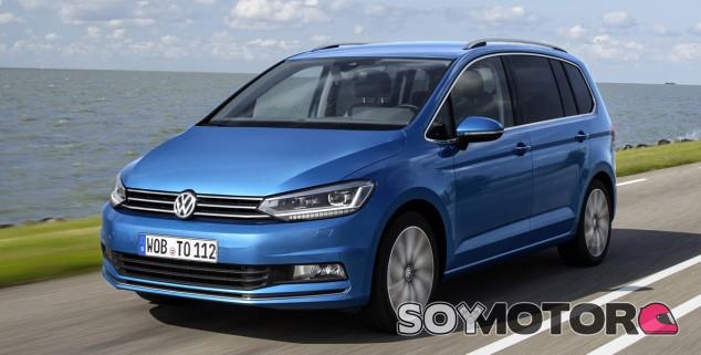 El nuevo Volkswagen Touran debuta en septiembre - SoyMotor