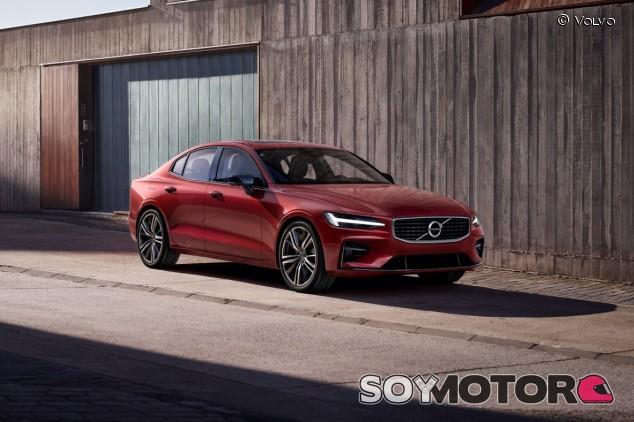 Volvo S60 2018: primer Volvo sin motores Diesel