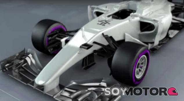 Así podrían ser los nuevos coches de 2017 - LaF1