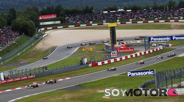 Cambios en la gestión del circuito de Nürburgring - LaF1