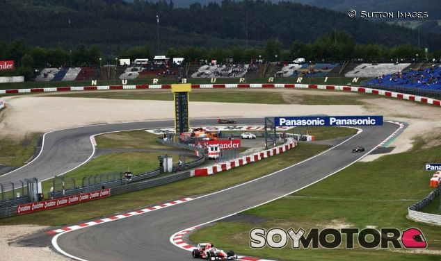 Nürburgring quiere volver a albergar un Gran Premio - LaF1