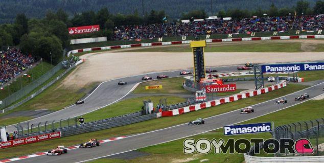 Nürburgring no alberga un Gran Premio desde 2013 - LaF1