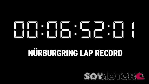 Nuevo récord en Nüburgring - SoyMotor.com