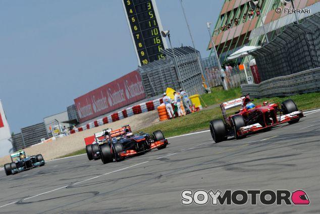 Instantánea del Gran Premio de Alemania de 2013 - LaF1