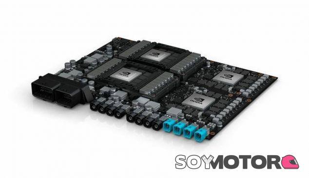 Nvidia Pegasus - SoyMotor.com