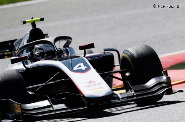 De Vries y Latifi quieren asegurar sus opciones al título de F2 en Spa - SoyMotor.com