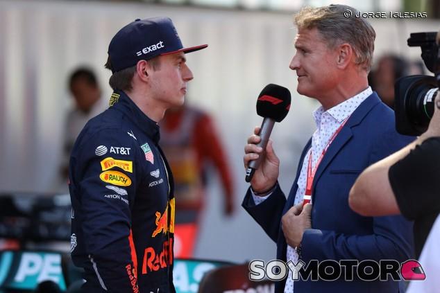 "Verstappen, podio en Barcelona: ""Estoy contento, somos competitivos"" –SoyMotor.com"