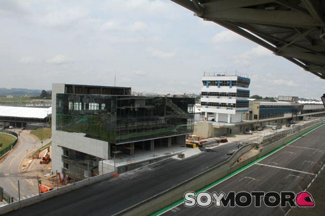 La Fórmula 1 visitará Brasil con unas nuevas instalaciones - LaF1