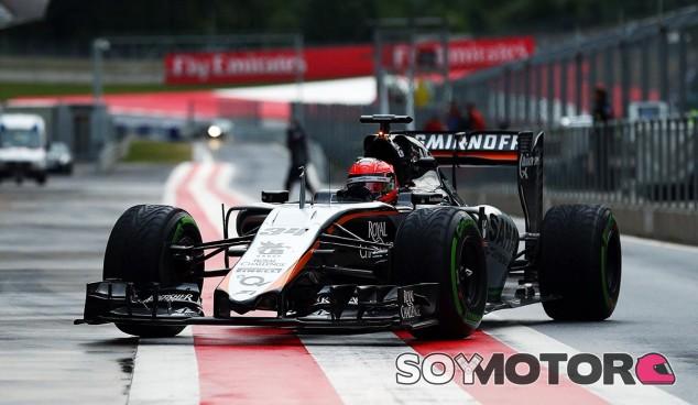 Esteban Ocon, hoy en Austria - LaF1